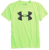 Under Armour 'Big Logo' T-Shirt (Big Boys)