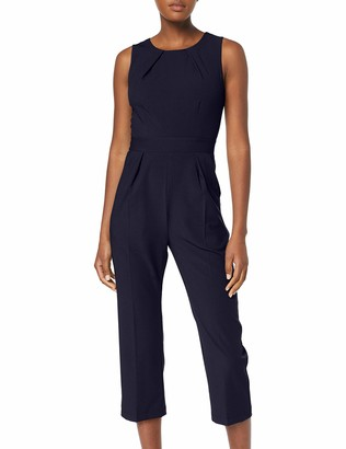 Closet London Women's Sleeveless Jumpsuit