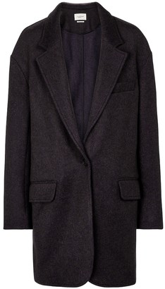 Etoile Isabel Marant Latty wool-blend coat