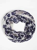 Dorothy Perkins Multi Coloured Lace Print Snood