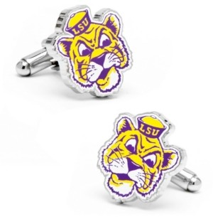 Cufflinks Inc. Vintage Lsu Tigers Cufflinks