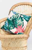 MUMU Throw Pillow Cover ~ Kauai Kisses