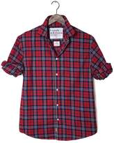 Frank And Eileen Mens Luke Cotton Twill Plaid Shirt