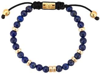 Lapis Nialaya Jewelry lazuli beaded bracelet
