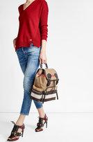 Burberry Printed Backpack