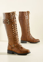 Channeling Classic Boot in Whiskey in 6