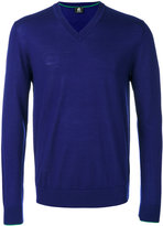 Paul Smith V-neck sweater - men - Merino - S