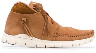 Visvim Ute Moc 35mm high-top sneakers