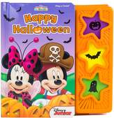 "Disney Disney's Mickey Mouse Clubhouse ""Happy Halloween"" Sound Book"
