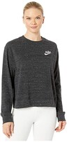 Nike NSW Gym Vintage Crew (Black/Sail) Women's Sweatshirt