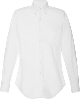 Thom Browne Cotton Oxford Shirt