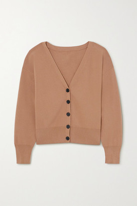 A.L.C. Peters Knitted Cardigan - Camel