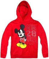 Disney Boys Official Mickey Mouse Hooded Sweatshirt