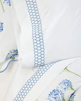 Matouk Two Standard Liana 520TC Pillowcases