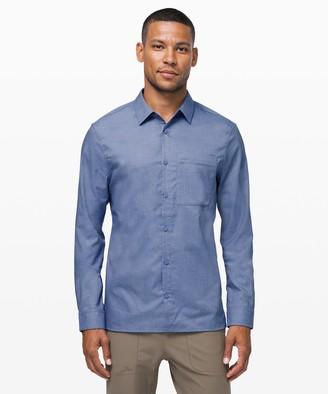 Lululemon Masons Peak Long Sleeve Shirt