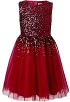 John Lewis Girls' Sequin Dress