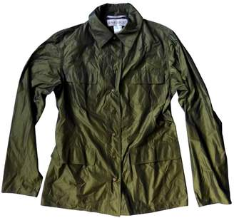 Ramosport Green Jacket for Women