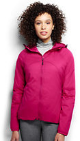 Lands' End Women's Active Stretch Primaloft Jacket-Jet Black