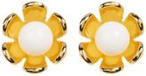 Trina Turk Flower Stud Earrings