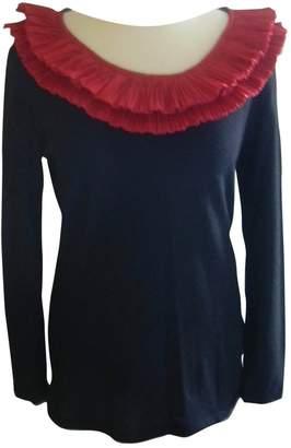 Nina Ricci Black Wool Knitwear