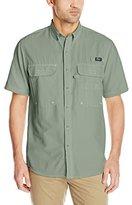 G.H. Bass Men's Short Sleeve Explorer Charter Shirt