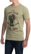 Lucky Brand Lone Hand Graphic T-Shirt - Short Sleeve (For Men)