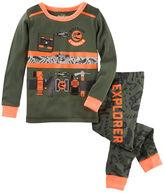 Osh Kosh 2-Piece Explorer Snug Fit Cotton PJs