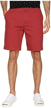 Dockers 9.5 Stretch Perfect Short (Bank Red Stretch) Men's Shorts
