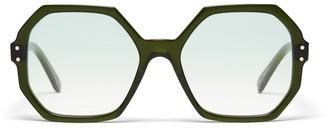 Oliver Goldsmith Sunglasses Yatton Wintersun Seafoam