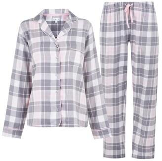 Linea Check Pyjama Set