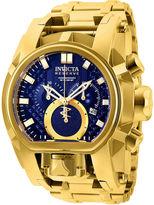 Invicta Reserve Unisex Gold Tone Strap Watch-25209
