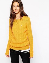 Jack Wills Cable Sweater