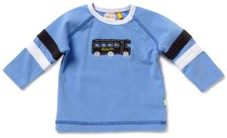Noppies Shirt Raglan Patch boy Puzzle 05111 Baby - Boys Baby Clothing/Tops/Shirts - Purple - 0-3 Months