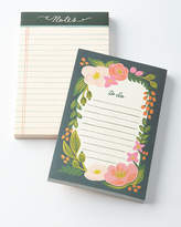 Rifle Paper Co. Rosalie and Rose Lined Notepads, Set of 2