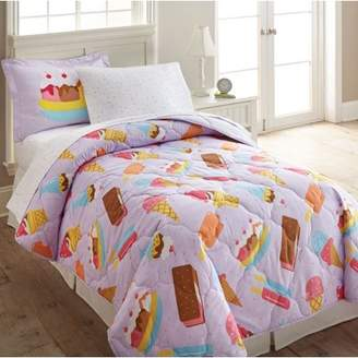 Olive Kids Wildkin Ice Cream 5 pc Bed in a Bag