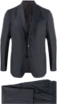Etro Slim Fit Suit