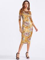 Form Fitting Dresses