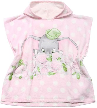 MonnaLisa Dumbo Printed Hooded Terrycloth Towel
