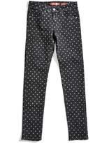 GUESS Factory Aubrey Polka-Dot Jeans (-16)