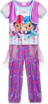 Shimmer and Shine 2-Pc. Pajama Set, Little Girls (2-6X) & Big Girls (7-16)