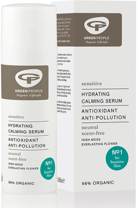 Green People Neutral/Scent Free Hydrating Calming Serum 50Ml
