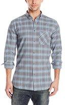 Zanerobe Men's Flannel 7Ft Long Sleeve Shirt