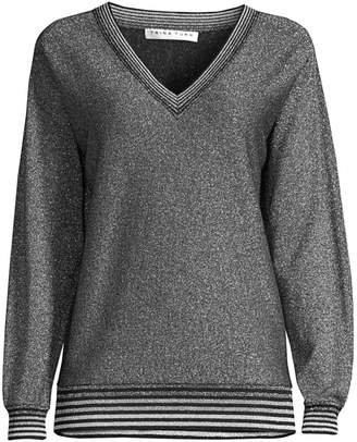 Trina Turk Eastern Luxe Antiquity Sweater