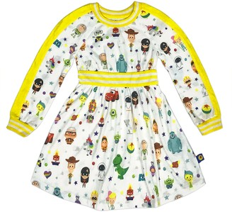 Disney World of Pixar Dress for Toddlers