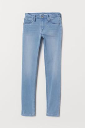 H&M Super Soft Skinny Fit Jeans - Blue
