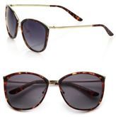 Max Mara Classy 58MM Modified Square Sunglasses