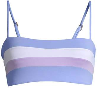 L-Space Rebel Striped Bikini Top