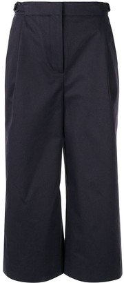 Roksanda Straight-Fit Culottes