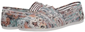 BOBS from SKECHERS Bobs Plush (Natural/Multi) Women's Shoes