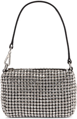 Alexander Wang Wangloc Micro Pouch in White | FWRD